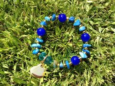 Colombian blue bracelet in colombia_ store_chile at instagram ❤️