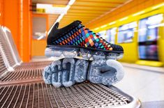 huge discount 34da3 2abfa Nike Air VaporMax Inneva Black Multicolor Dropping Tomorrow The Nike Air  VaporMax Inneva is the latest
