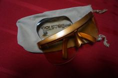 VINTAGE COURREGES SUNGLASSES... evoking space by blingblingfling