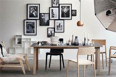 iBoligen.dk - Spisepladser - Find inspiration til spisebord og stole her!