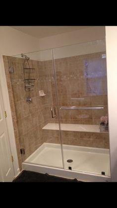 Frameless Shower Doors, Custom Mirrors, Custom Closets, Alcove, Bathtub, Bathroom, Standing Bath, Washroom, Custom Cabinetry