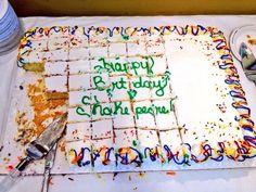 #HappyBirthdayShakespeare !! #ASU #BelkLibrary #Cakespeare @Crystal Hill