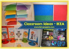 IKEA Classroom Ideas | Fairy Poppins