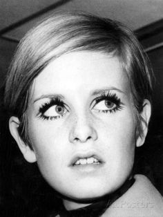 Twiggy, 1967, (Leslie Hornby is her real name) Posters - AllPosters.co.uk