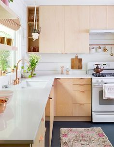 13 Incredibly Cool Kitchens (For Every Style). Tons of inspiration for all your kitchen needs. #kitchen #homedecor #interior