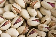 Pistachios may help reduce diabetes risk For people who may be headed for type 2 diabetes, regularly eating pistachios might help turn the tide, according to a new trial from Spain  People with so-called prediabetes have blood sugar levels higher than normal but not yet in the diabetes range. If they do nothing, 15 to 30 percent will develop diabetes within five years, according to the U.S. Centers for Disease Control and Prevention.