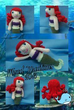 My little mermaid ... Melissa's crochet patterns