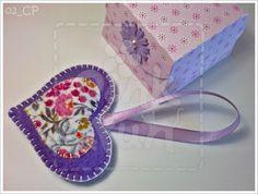 Coração Perfumado http://pinkandfun.blogspot.pt/