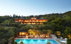 Napa Valley: Wine Country A pitch-perfect mix of wineries, restaurants, and decidedly sybaritic hotels makes this the ultimate wine-lover's escape.