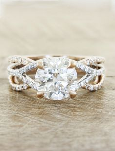 MY DREAM RING: Jasmine May 2016 | Ken & Dana Design