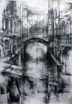 Three Kings In The Chasm » Ian Murphy Drawings