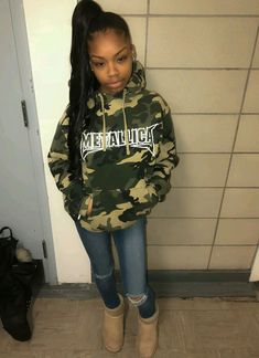Outfits and flat lays we fell in love with. See more ideas about Casual outfits, Cute outfits and Fashion outfits. Fashion Trends, Latest Fashion Ideas and Style Tips. Black Girl Swag, Pretty Girl Swag, Black Girl Fashion, Swag Outfits, Fall Outfits, Black Girls Outfits, Club Outfits, Simple Outfits, Casual Outfits