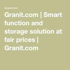 Granit.com | Smart function and storage solution at fair prices | Granit.com