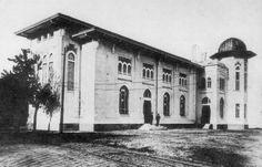 Geçmişin Modern Mimarisi - 6: İzmir-türk ocağı devlet tiyatrosu 1925 yılında yapılmış