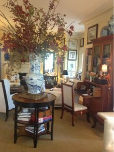 RowHouse Events and Interiors: Nell Hill's Fall Open House 2013