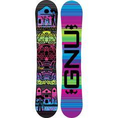 WANT IT!!! Gnu B-Pro Board & Blanket Package | Backcountry.com 749.00