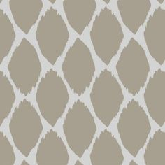 Stencil Ease Acacia Ikat Wall and Floor Stencil - 19.5 in. x 19.5 in. Stencil Sheet-SSO2095 - The Home Depot