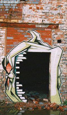 Brick Teeth (2001), SHOK-1