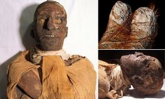 Pharaoh Ramesses III was killed by multiple attackers in Ancient Egypt | Daily Mail Online