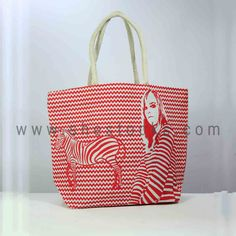 One-stop solution to all the fashion needs of women. Get the latest trends with Big Offers. Online shopping site for women's accessories and apparels. Jute Bags Manufacturers, Fashion Hub, Online Shopping Sites, Womens Fashion Online, Latest Trends, Print Design, Reusable Tote Bags, Shoulder Bag, Red