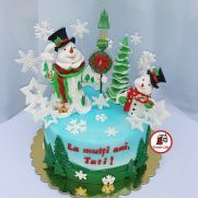 Winter Wonderland Snowman Cake, with handmade fondant figurines Wedding Cake Roses, Rose Wedding, Wedding Cakes, Chicken Cake, Snowman Cake, Paw Patrol Cake, Mickey Mouse Cake, Bear Cakes, Piece Of Cakes