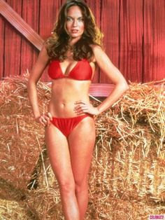 Right! So. First topless girl in the dukes of hazzard something