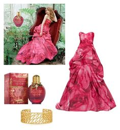 """""""Enchanted Wonderstruck Ad"""" by ashleymmck ❤ liked on Polyvore featuring Tory Burch"""