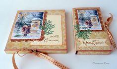 Уголок для творчества: Винтажные шоколадницы
