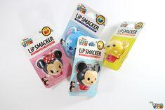 Check out these Lip Smacker Tsum Tsum Lip Balms!