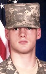 Army PFC Robert J. Near, 21, of Nampa, Idaho, Died January 7, 2011, serving during Operation Enduring Freedom. Assigned to 86th Signal Battalion, Fort Huachuca, Arizona. Died of an unspecified cause in a non-combat related incident in Kandahar Province, Afghanistan.