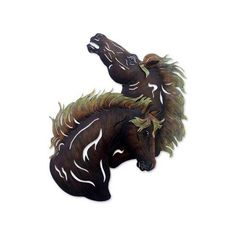 NOVICA Steel wall art (710 NOK) ❤ liked on Polyvore featuring home, home decor, wall art, brown, wall accents, wall decor, home wall decor, brown wall art, interior wall decor and steel wall sculpture