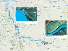 Este posibil ca râul să fi avut un debit satisfăcător chiar şi în perioada bizantină, între secolele IV-VI e.n., ipoteză sugerată de ridicarea unei alte fortificaţii romano-bizantine chiar pe malul râului, la Plopeni, aflată la o distanţă de aproximativ 45 km - cale navigabilă pe râu - faţă de cetatea Tropaeum Traiani.
