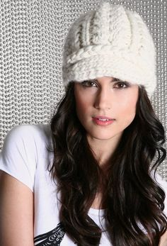 Looks sassy with a cute #hat