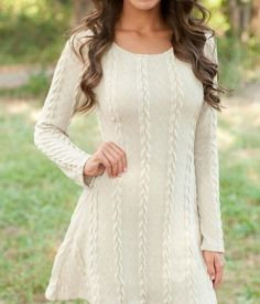 Thicken Round Neck Pullover Knitted Sweaters