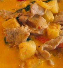 Thai Panang Peanut Curry Recipe