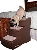 Pet Gear Easy Step III Pet Stairs, for Cats/Dogs, Removable Washable Carpet Treads, For Pets Up To - Perfect, great value and works well.This Pet Online Pet Supplies, Dog Supplies, Stairs Colours, Dog Stairs, Airline Pet Carrier, Dog Ramp, Carlin, Pet Steps, Pet Gear