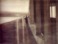 Leon Spilliaert, Night