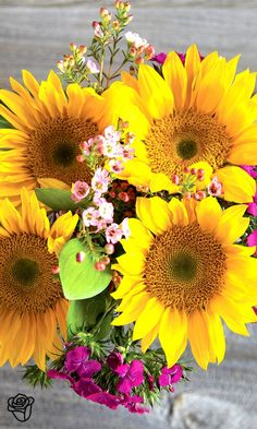 Because everyone needs a lil Sunshine in their lives! The Bouqs