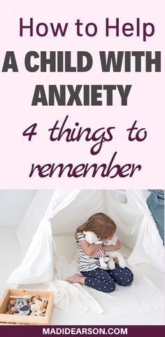Parenting a child with anxiety - 4 things you can do to help your child overcome anxiety, coping mechanisms that can help an anxious child feel empowered Stress Factors, Girl Scout Activities, Deal With Anxiety, Anxiety In Children, Bad Feeling, Family Life, Family Goals, He Is Able, Foster Care