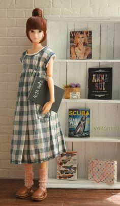 Momoko doll dress