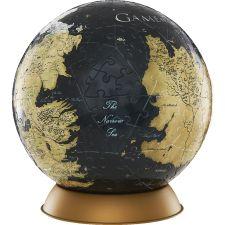 Game of Thrones: Globe inch) Golden Globe Award, Golden Globes, Game Of Thrones King, Best Television Series, Max Von Sydow, Metal Model Kits, Metal Earth, Nikolaj Coster Waldau, Dire Wolf