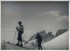 Dolomites, March 1939