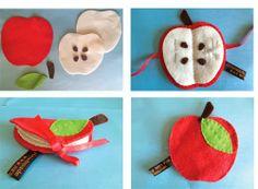 needle case | Mrs Fox's Children's crafts