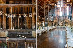 Rustic wedding decorations/romantic country wedding - ideas