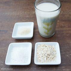 Schon seit längerer Zeit gibt es auf der Herr Grün Seite ein Rezept zur Herstellung von Mandelmilch. Mandeln sind zur Zeit sehr teuer. Das liegt an der Dürre
