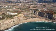 A Terceira Dimensão - Fotografia Aérea: Praia da Calada