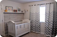 A great before and after nursery.