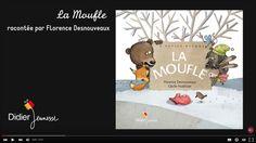 La moufle/Histoire à écouter et à lire #frimm #frenchimmersion