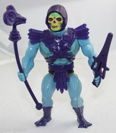 Mattel He-Man & Masters of the Universe THE ORIGINAL SKELETOR