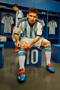 Argentina 2014 FIFA World Cup Brazil  #Messi